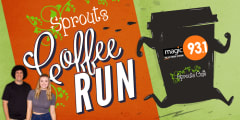 magic931 sprouts coffee run slider x1