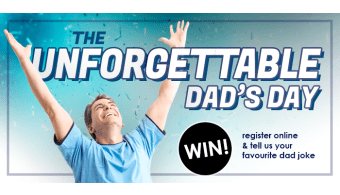 unforgettable dad slide