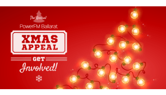 xmas appeal slider giving tree slider
