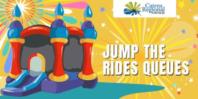 SlideJump the Ride Queues
