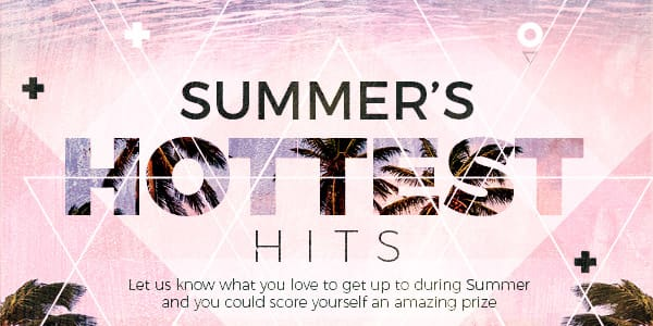 summers hottest hits