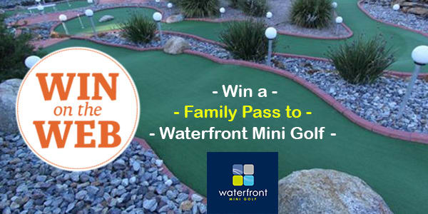 wotw Waterfront Mini Golf
