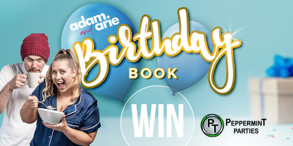 birthday book slider