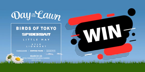 win DAY ON THE LAWN