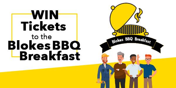 Slide Blokes BBQ Breakfast