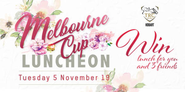 melbourne cup luncheon slider