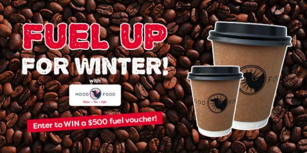fuel up for winter slider