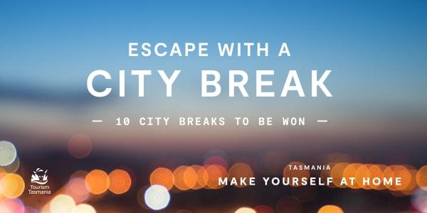 TAS Escape with a City Break Slider