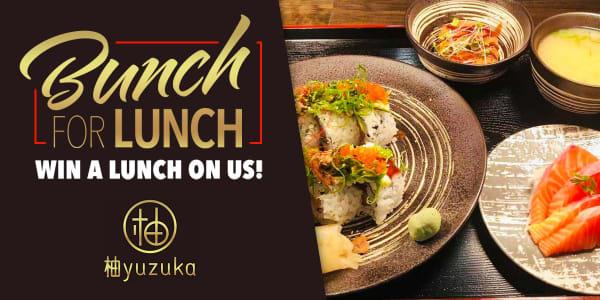 TAS HBA 7HO Bunch for Lunch Yazuka Japanese Restaurant 1200x600