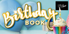 Birthday book19 cafe chinos