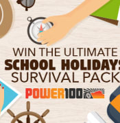 Slider School Holiday Survival Power100