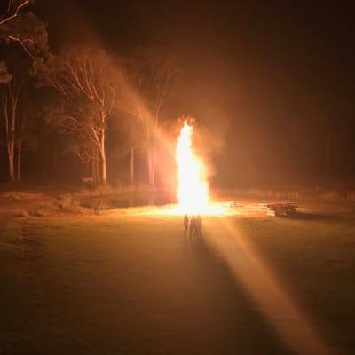 Dan bonfire