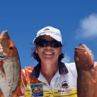 mel coral trout emp