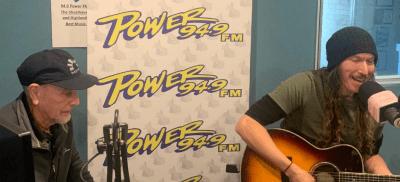 Jocean on Power's Unplugged