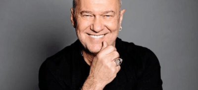 Jimmy Barnes has released a new book, Killing Time