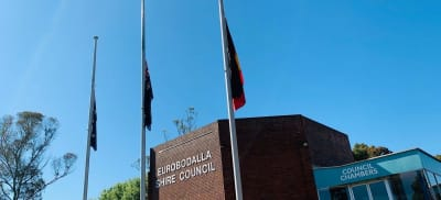Eurobodalla Shire Mayor Liz Innes on the anniversary of the start of the Currowan fire