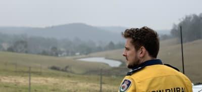 RFS Volunteer Nathan Barnden on saving 13 lives in the Black Summer bushfires