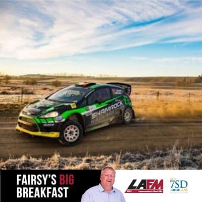 Rally Driver Molly Taylor excited for Rally Tasmania 2019 this weekend