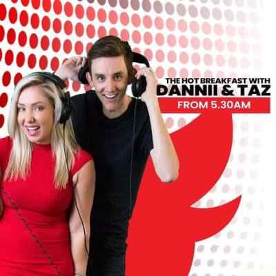 Dannii and Taz get a Darwin Festival update from Felix Preval!