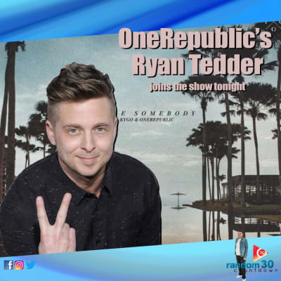 OneRepublic's Ryan Tedder chats with Mikey