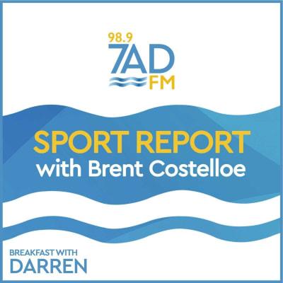 Brent Costelloe sport July 31