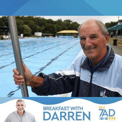 Swim Coach Rex Hill retires.