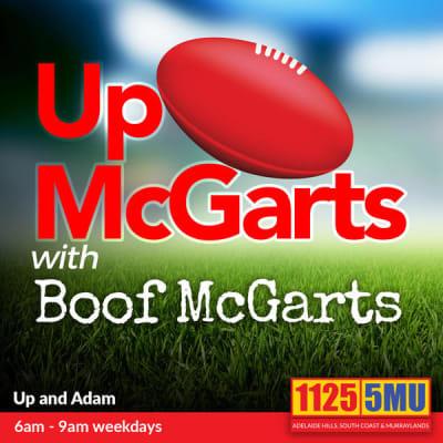 Up McGarts  - Power Playing Phuket Phooty  - Crows...Crap