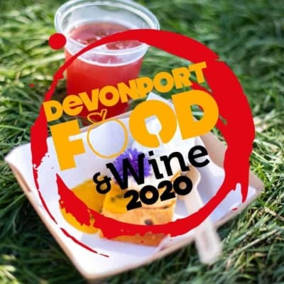 Devonport Food and Wine Festival launch.