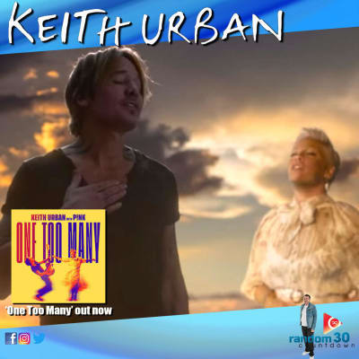 Keith Urban's new single with Pink - OUT NOW
