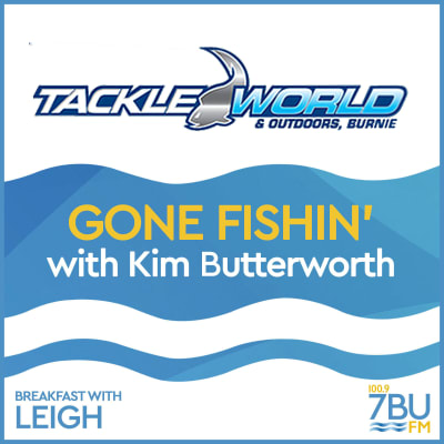 Gone Fishing with Kim Butterworth-October 30
