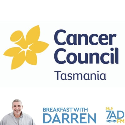 Alicia from Cancer Council. Oct 23.