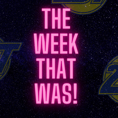 The Week That Was With Stolzy