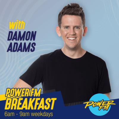Damon & Molly - 2021 Power FM Breakfast