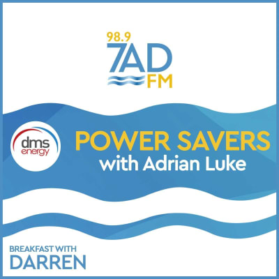 Adrian with DMS Energy Power Savers. Dec 21
