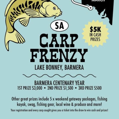 Kym Manning - Carp Frenzy 2021