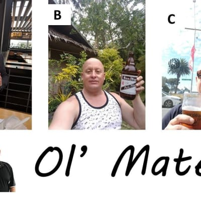 Anthony's Ol Mate