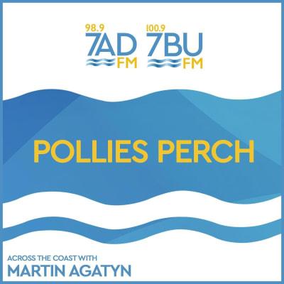 Pollies Perch, February 26 - Braddon MHR Gavin Pearce