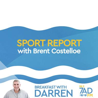 Brent Costelloe sport March 5