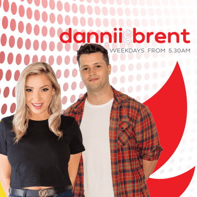 Dannii & Brent Chat to Aaron from Draft Day