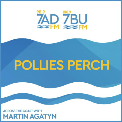 Pollies Perch, April 16 - Deputy Premier Jeremy Rockliff