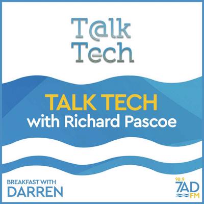 Tech guy Richard Pascoe April 21