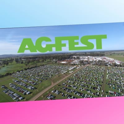 Agfest's Ethan Williams