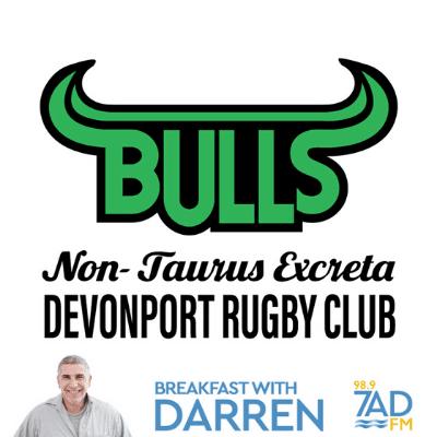 Sam O'Keefe. Devonport Bulls May 12