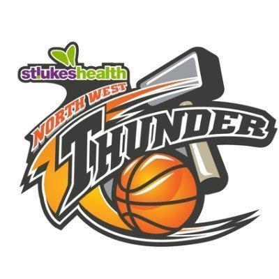 Nick Haywood. NW Thunder May 13