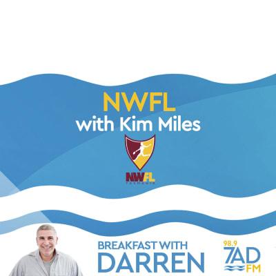 Kim Miles NWFL June 18