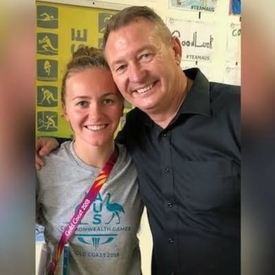 LISTEN: Tassie-born Ariarne Titmus swimming her way to the Olympic Games