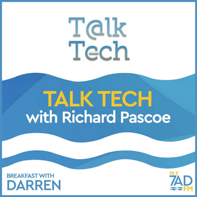 Tech guy Richard Pascoe Aug 4