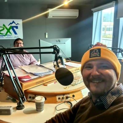 Interview with Liberal Member For Braddon Felix Ellis 24th September