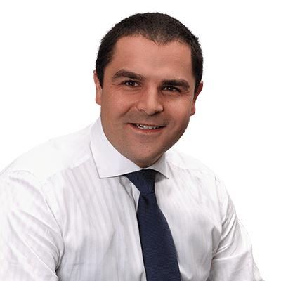 Federal Member for Barker Tony Pasin MP