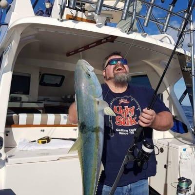 Hooch's Fishing Report. Oct 15